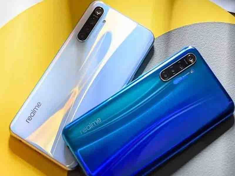 Cara Update Android 10 realme