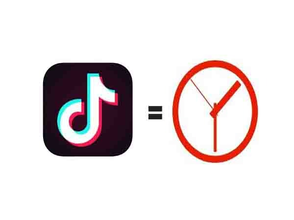jam upload video tiktok